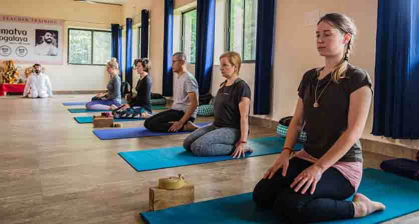 500-hour Yoga Teacher Training Rishikesh